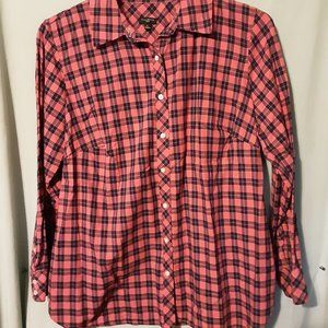 TOP BY TALBOTS SIZE XL